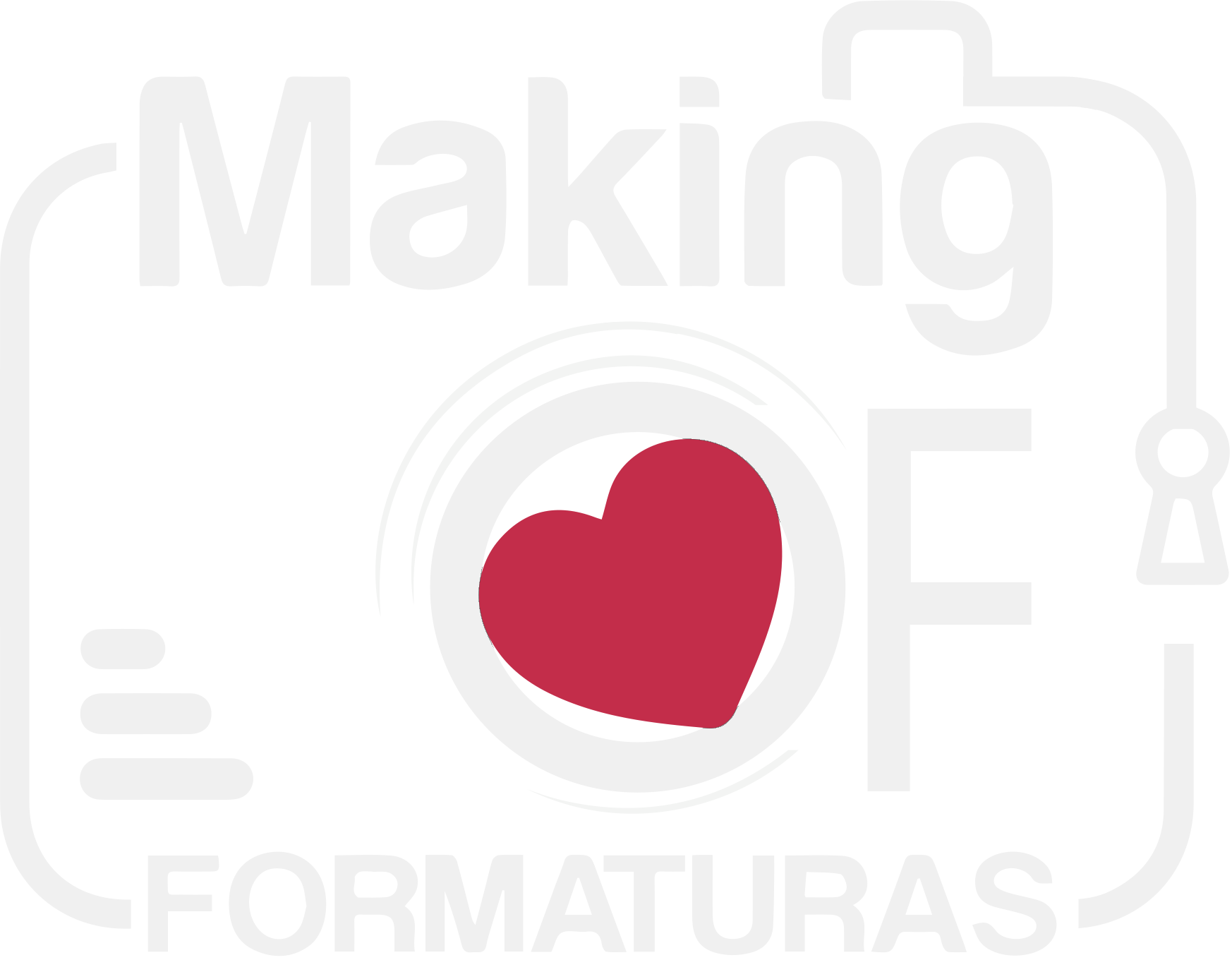 Making OF Formaturas